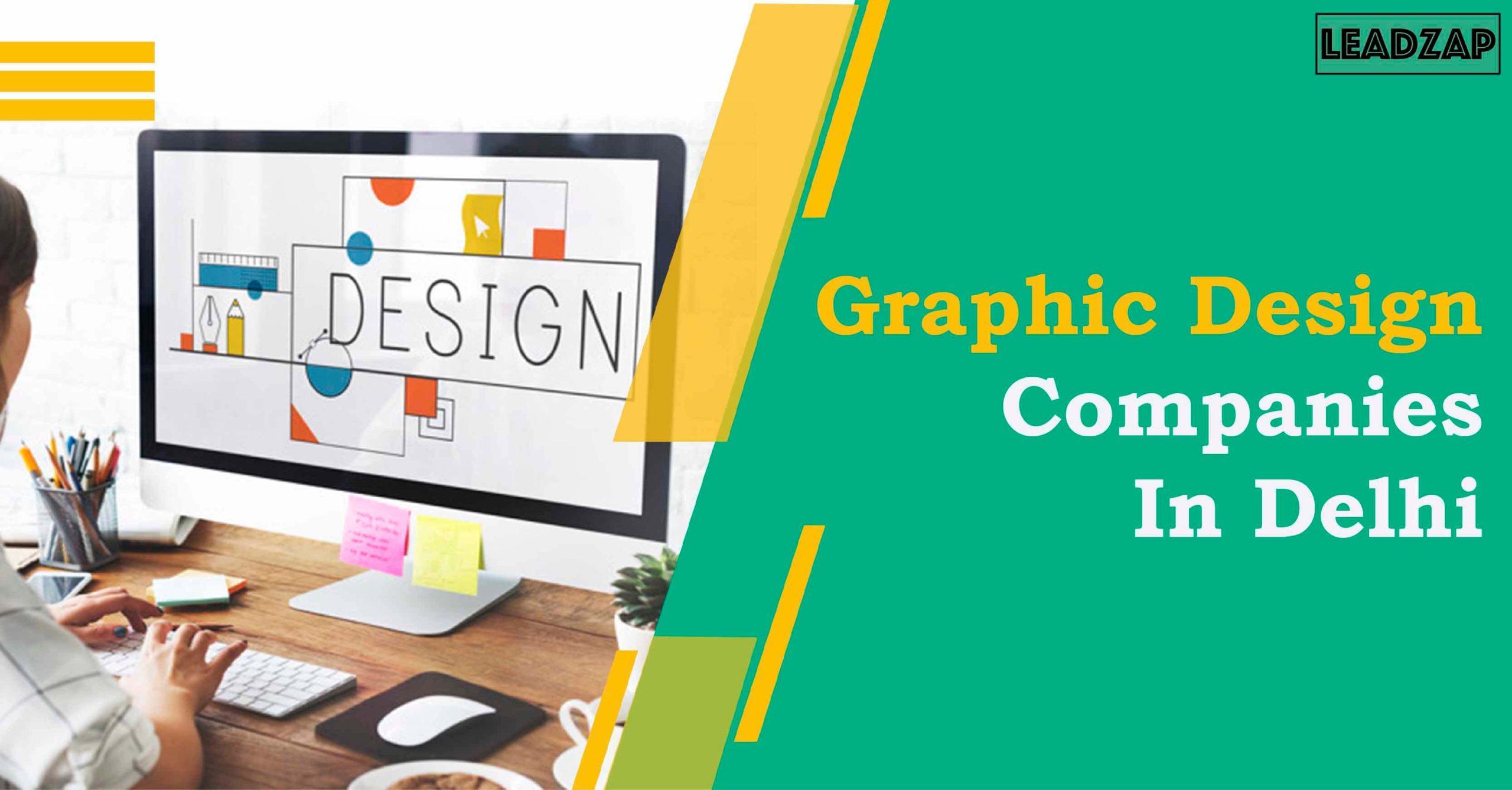 Graphic Design Companies In Delhi