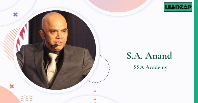 S.A Anand
