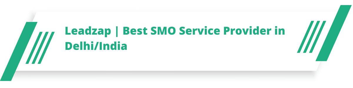 Leadzap | Best SMO Service Provider in Delhi/India