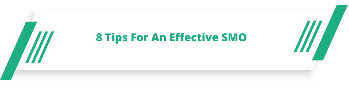 8 Tips For An Effective SMO